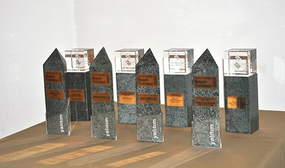 Çatı ve Cephe Malzemeleri Ödülleri 2019 Sahiplerini Buldu