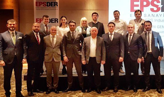 EPSDER Olağan Genel Kurul Toplantısı Yapıldı