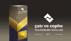 Çatı ve Cephe Malzemeleri Ödülleri 2017'de Adaylar Belirlendi ve Okur Oylaması Başladı