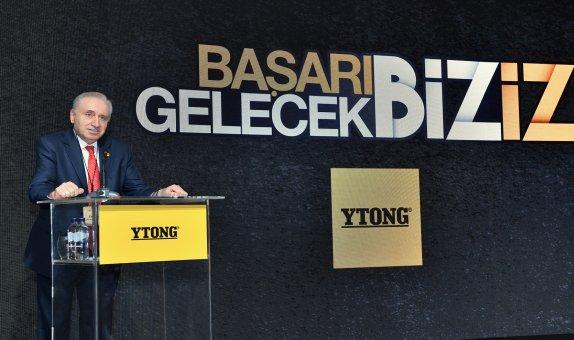 Türk Ytong, 2020 Hedefleriyle  Başarıya Odaklandı