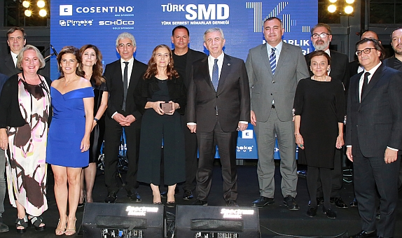 TürkSMD 14'üncü Mimarlık Ödülleri Sahiplerini Buldu