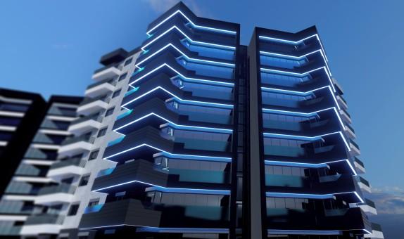 XL Mimarlık+Mühendislik İmzalı Lemariz İzmir'in İnşaatı Başlıyor