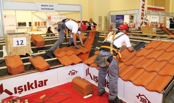 Türkiye'nin İlk Çatı Yarışması Işıklar Ana Sponsorluğunda Gerçekleştirildi