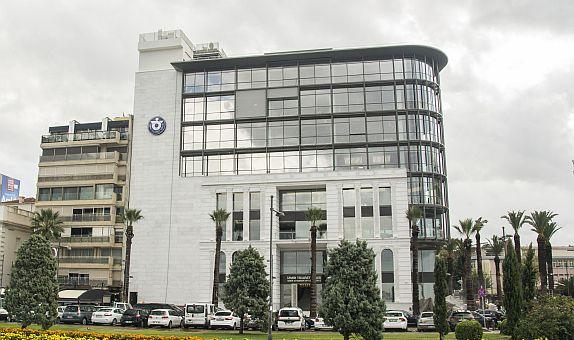 İzmir Ticaret Odası Yeni Hizmet Binası