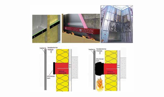 Yangın Emniyeti ve Cephe Tasarımı(*) class=