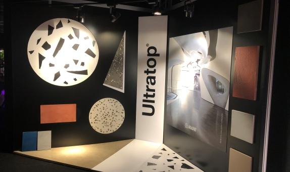 Mapei, Yenilikçi Zemin Kaplama Ürünü Ultratop'u Tanıttı