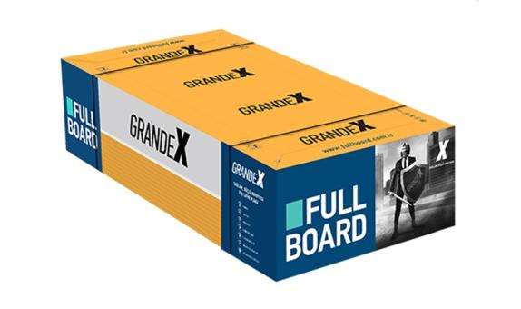 GrandeX Dış Cephe Plakası