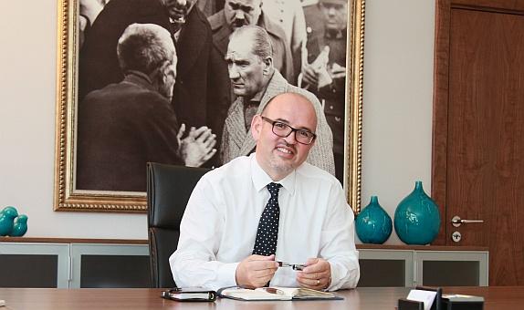 """Tepe Betopan Genel Müdürü Cavit Mocan: """"Yapı Sektörünün Geleceğini, Şirketimiz Açısından Bir Firsat Dönemi Olarak Görüyoruz"""" class="""
