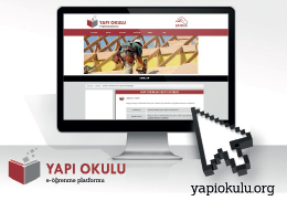 Türkiye inşaat sektörünün ilk uzaktan eğitim sistemi Yapı Okulu, Çatı Ustası Yetiştirecek!