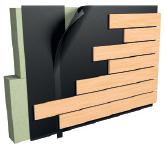 Eğimli Çatı ve Cephelerde Hava Sızdırmazlığı için Roof Talent®